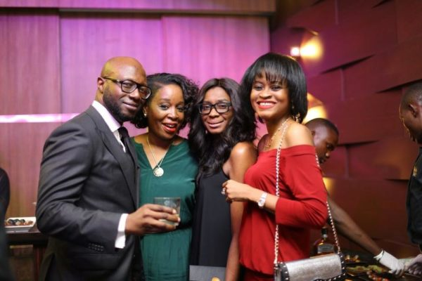 Babatunde Jeje, Folakemi Fatogbe, Funso Olusanya & Funmi Lanre-Phillips