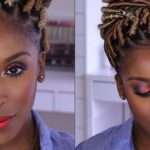 Jackie Aina Makeup Tutorial - BellaNaija - May 2015002