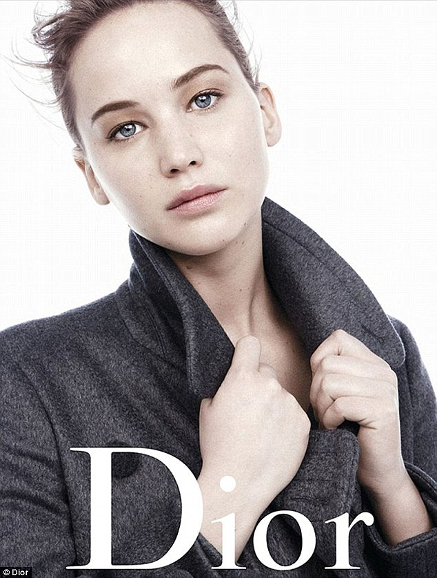 Jennifer Lawrence for Dior Addict - BellaNaija - May 2015001