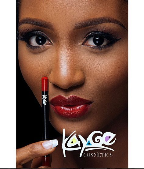 Kayge Cosmetics Beauty Shoot - BellaNaija - May2015006