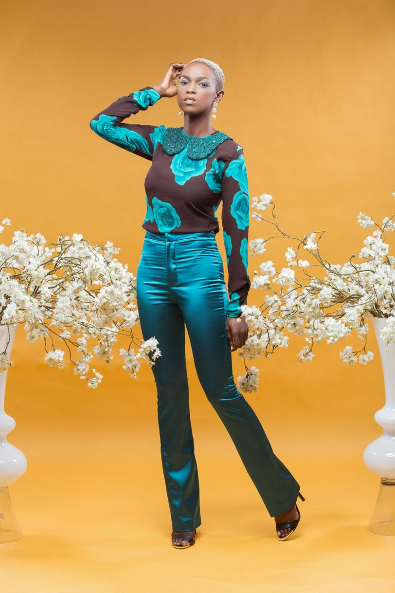 Keem Harun Green Growth Life Collection Lookbook - Bellanaija - May2015001