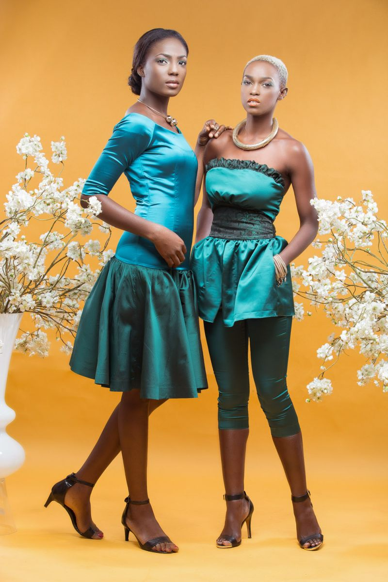 Keem Harun Green Growth Life Collection Lookbook - Bellanaija - May2015007