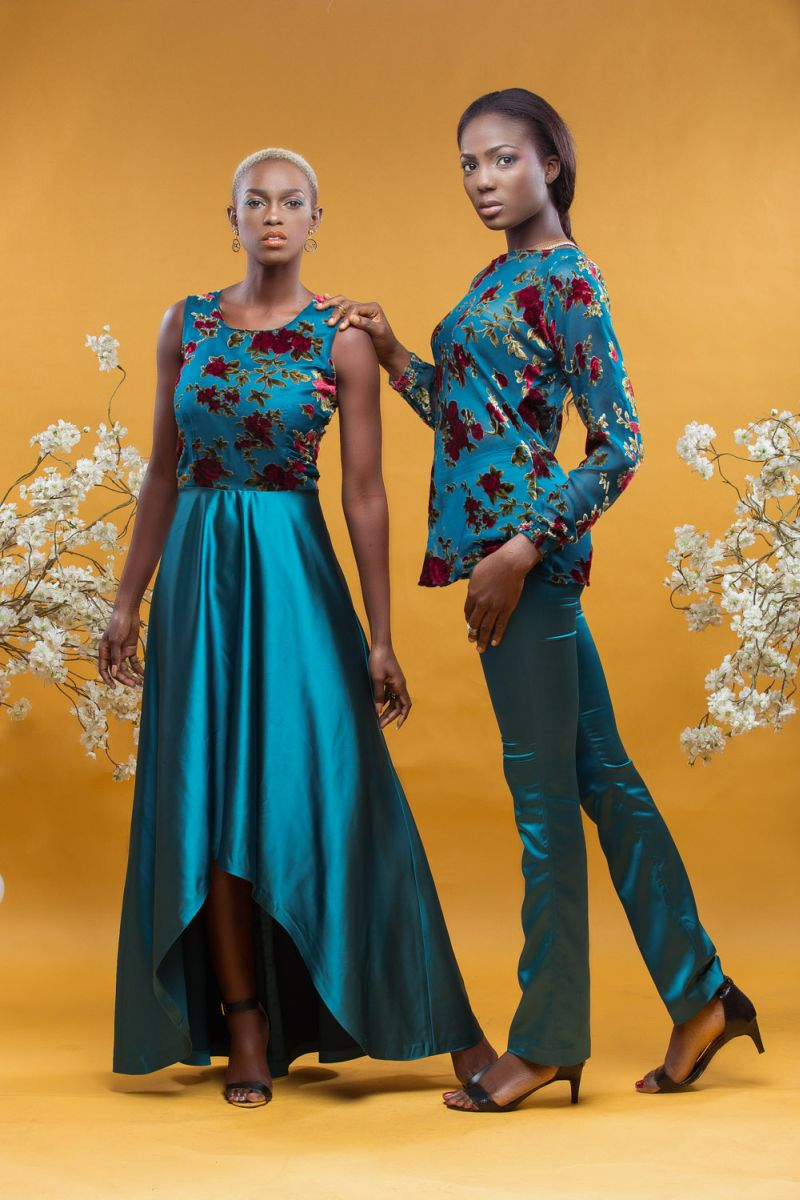 Keem Harun Green Growth Life Collection Lookbook - Bellanaija - May2015009