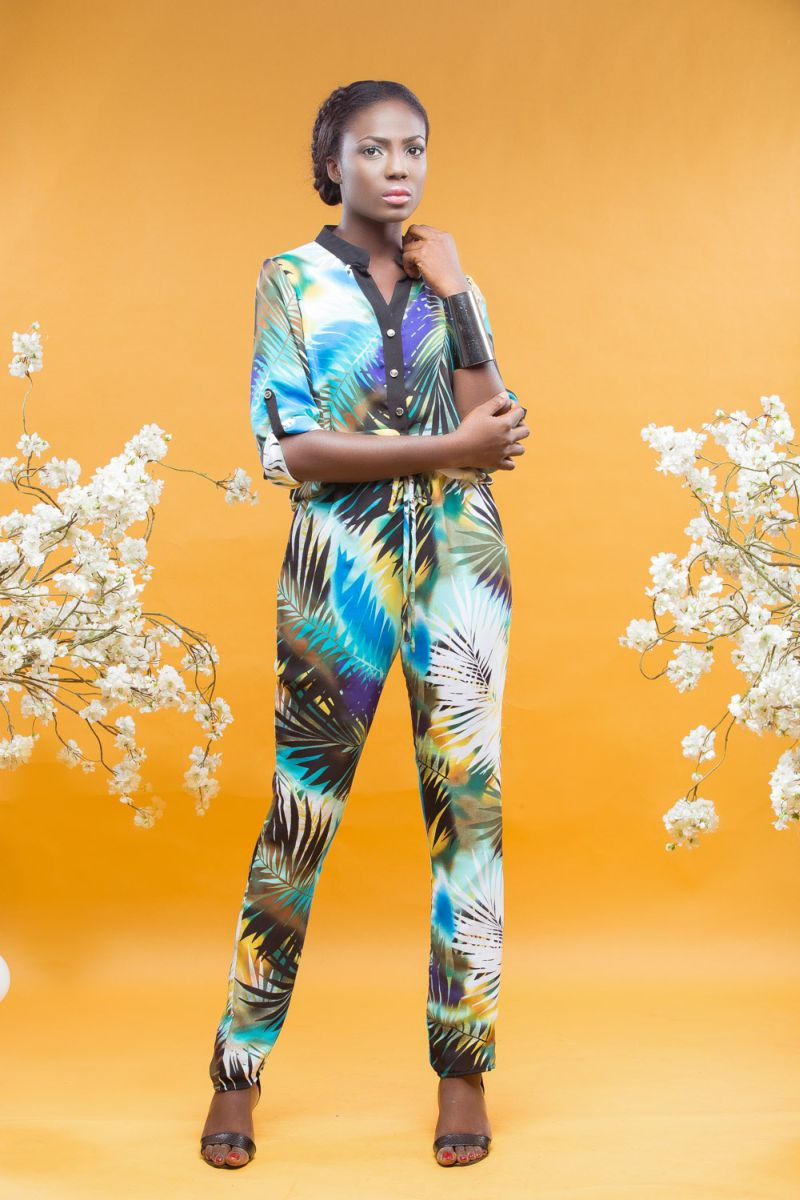 Keem Harun Green Growth Life Collection Lookbook - Bellanaija - May2015013