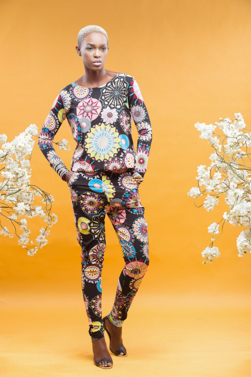 Keem Harun Green Growth Life Collection Lookbook - Bellanaija - May2015014