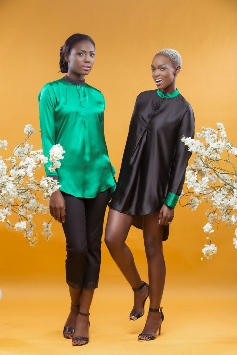 Keem Harun Green Growth Life Collection Lookbook - Bellanaija - May2015015