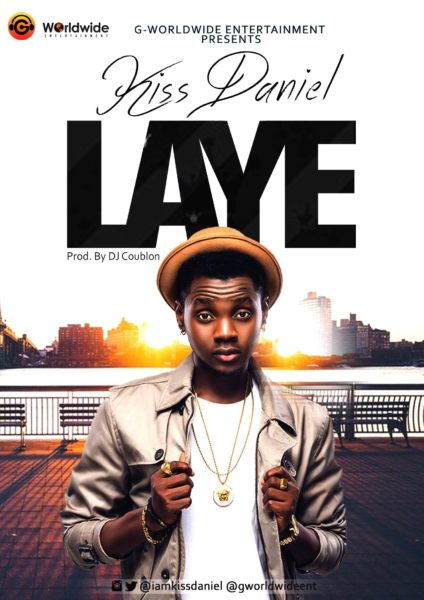 Kiss Daniel - Laye - BellaNaija - May - 2015
