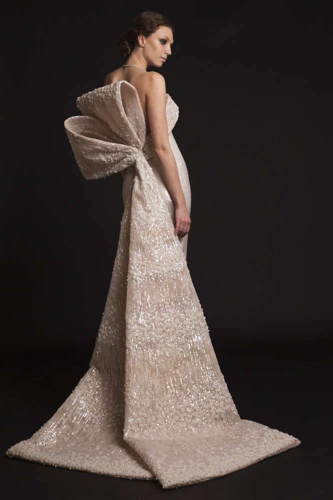 Krikor Jaotian SS 2015 Bridal Collection313