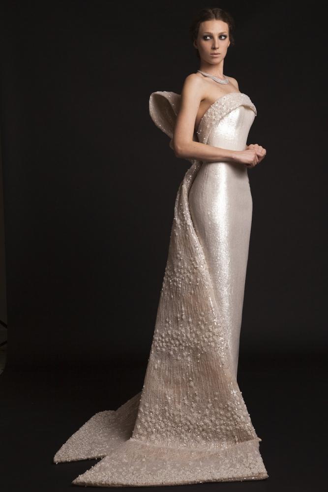 Krikor Jaotian SS 2015 Bridal Collection314