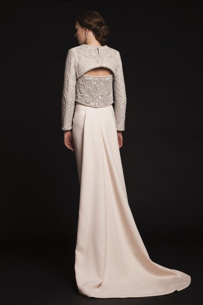 Krikor Jaotian SS 2015 Bridal Collection418