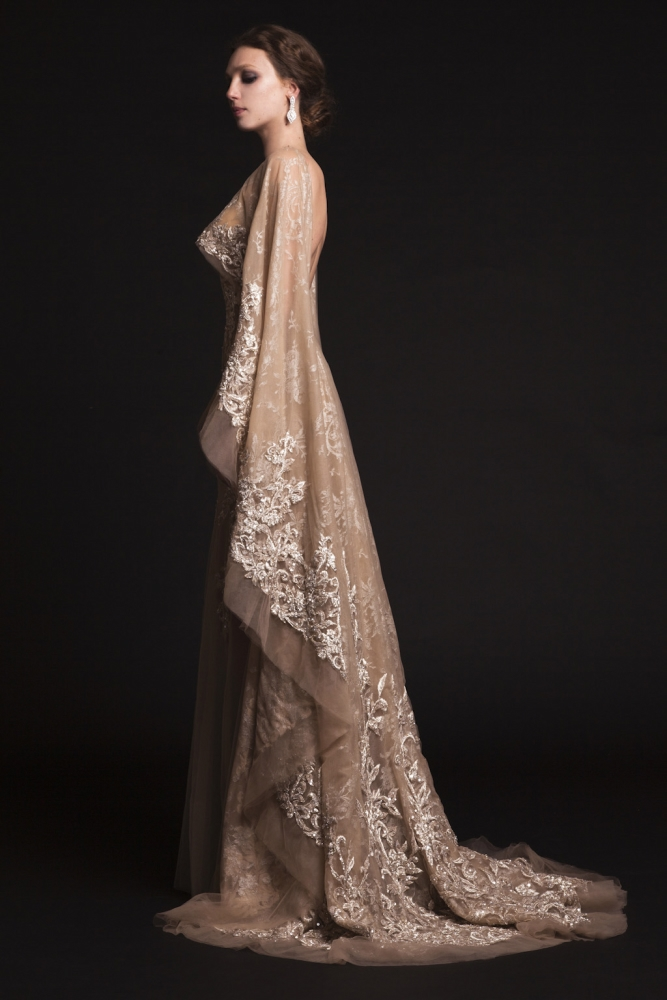Krikor Jaotian SS 2015 Bridal Collection59