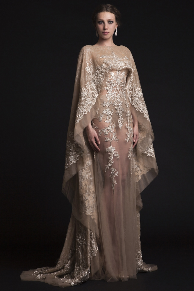 Krikor Jaotian SS 2015 Bridal Collection5X