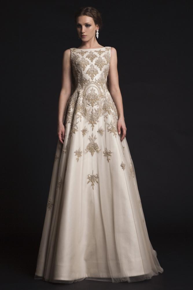 Krikor Jaotian SS 2015 Bridal Collection97