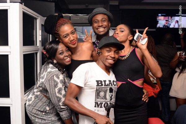 LOLO1 & Wazobia TV crew