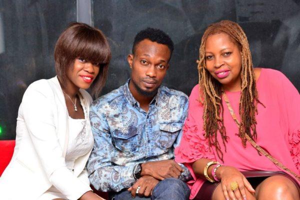 Isiton, M.Dot & Ngozi Omambala