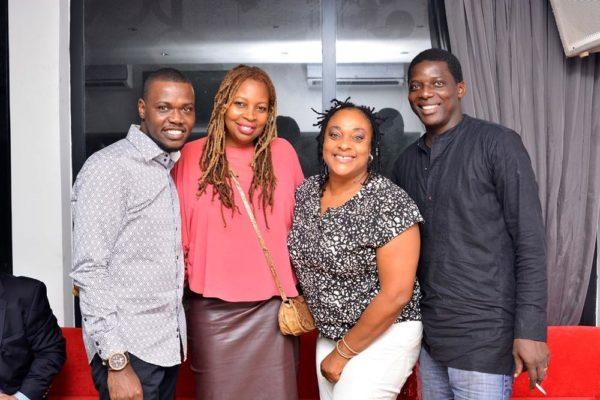 Tosin Martins, Ngozi Omambala & Guests