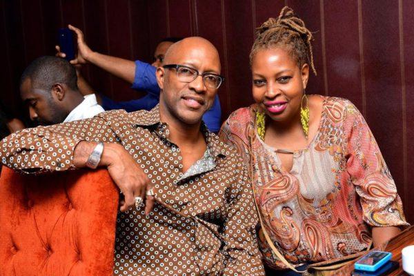 Christian Epps & Ngozi Omambala