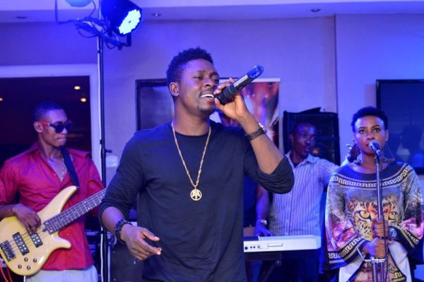 Oyinkanade Performs Tee-Y Mix produced  Hit -  'Adura'