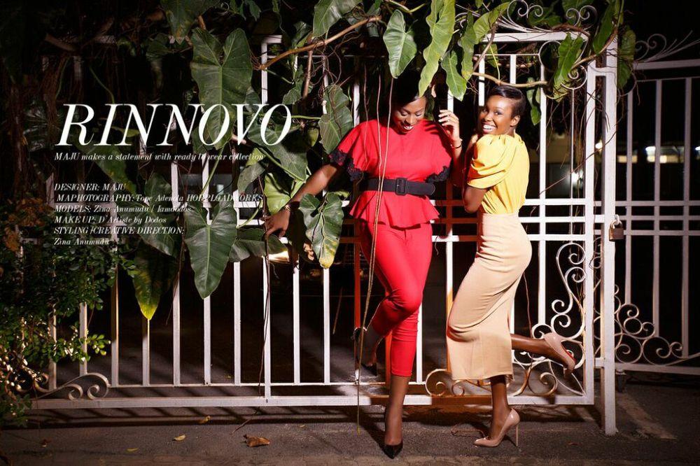 MAJU Bloggers Edit with Zina Anumudu and Dodos Uvieghara - Bellanaija - May2015001