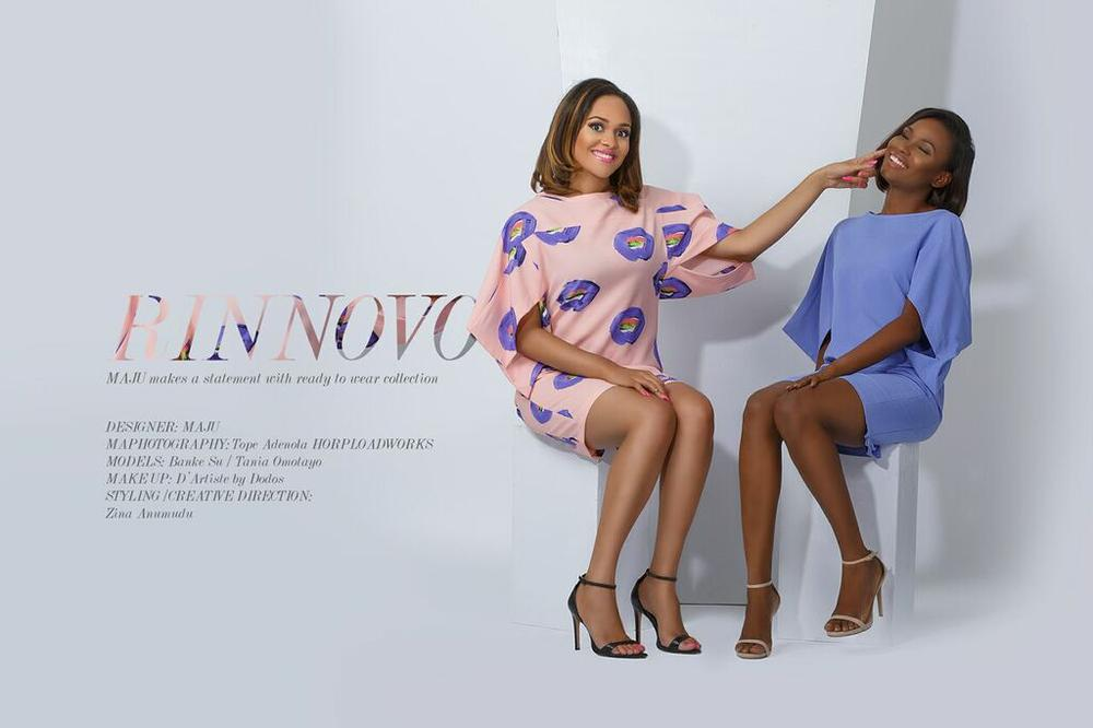 MAJU Rinnovo Ready to Wear Collection Lookbook - BellaNaija - May 2015 (9)