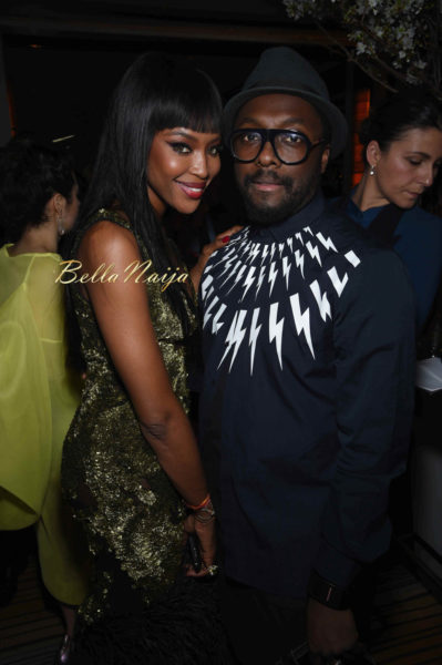 Naomi Campbell & Will.i.am