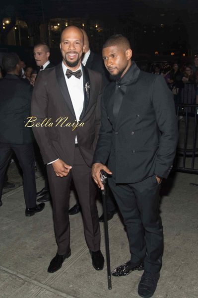 Common & Usher