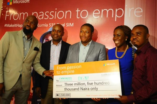Microsoft Lumia Passion to Empire - BellaNaija - May2015003