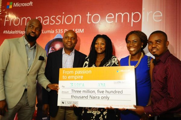 Microsoft Lumia Passion to Empire - BellaNaija - May2015004