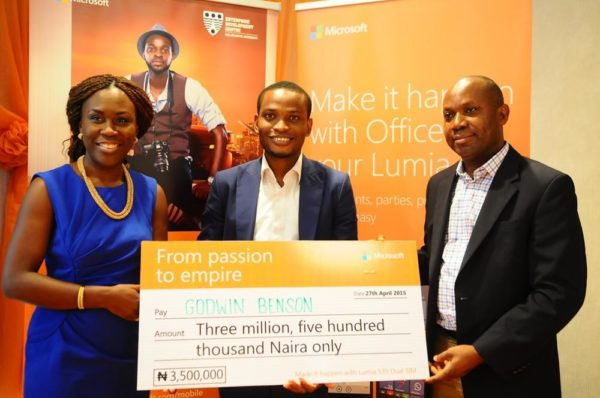 Microsoft Lumia Passion to Empire - BellaNaija - May2015006