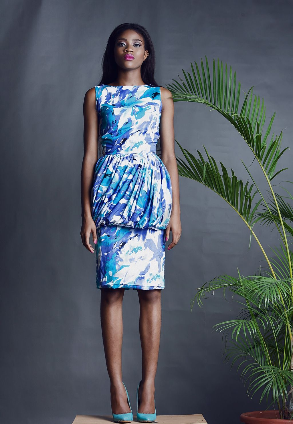 Mohanista What Is Real SS2015 Collection - BellaNaija - May 2015