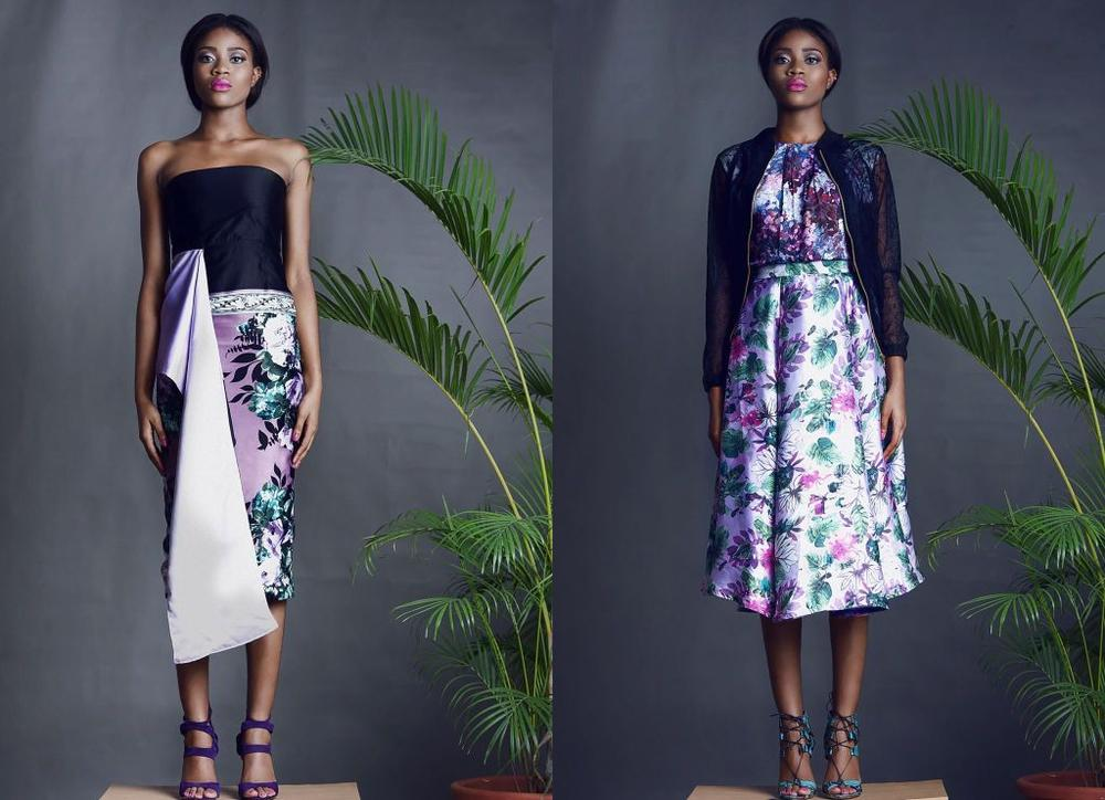 Mohanista What Is Real SS2015 Collection - BellaNaija - May 20150011