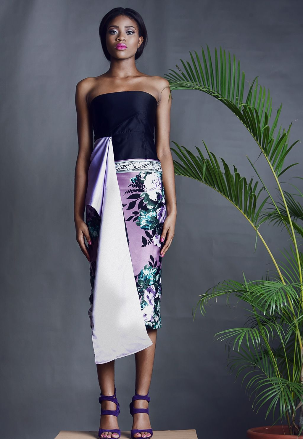 Mohanista What Is Real SS2015 Collection - BellaNaija - May 2015005