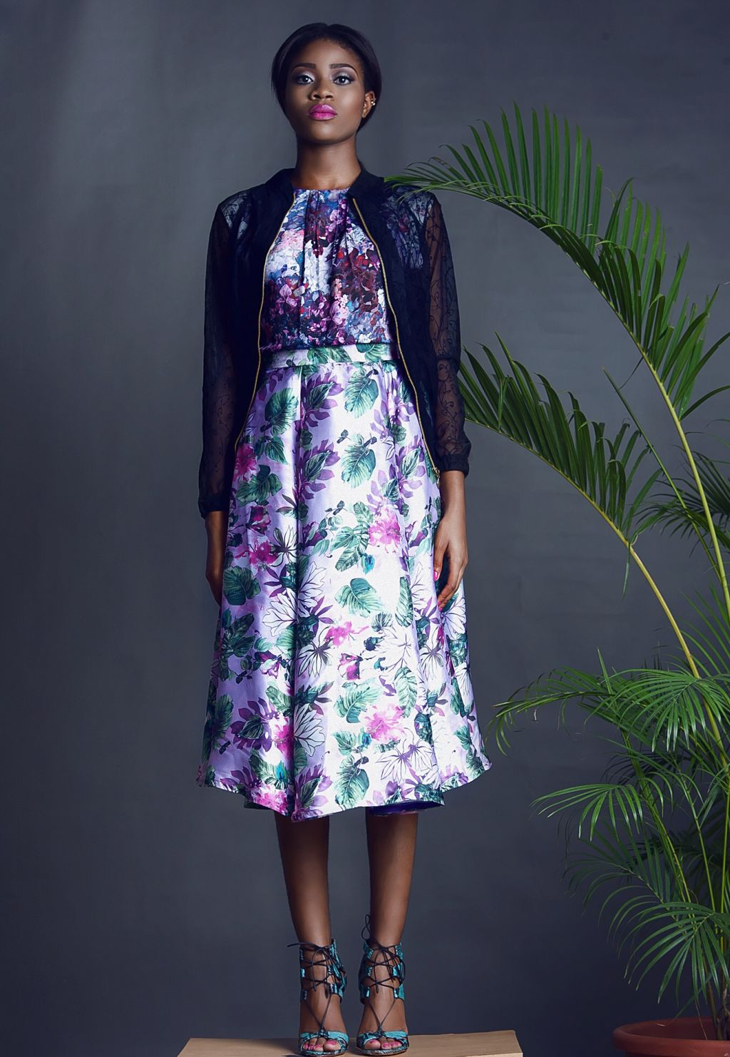 Mohanista What Is Real SS2015 Collection - BellaNaija - May 2015006