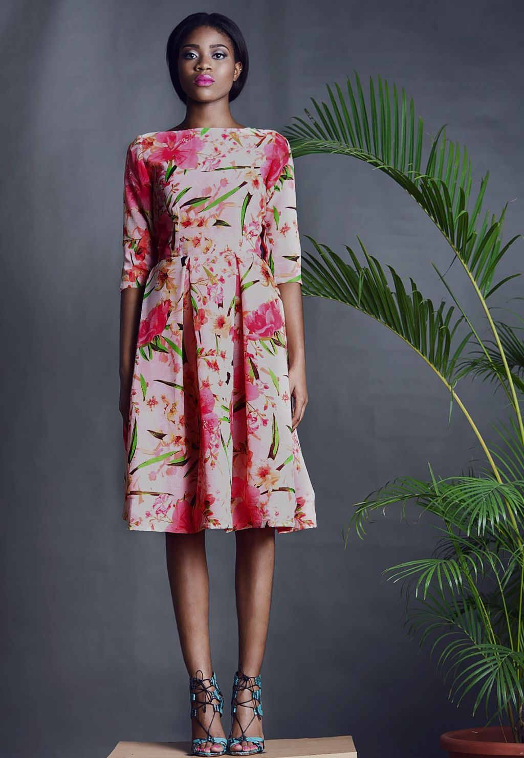 Mohanista What Is Real SS2015 Collection - BellaNaija - May 2015007