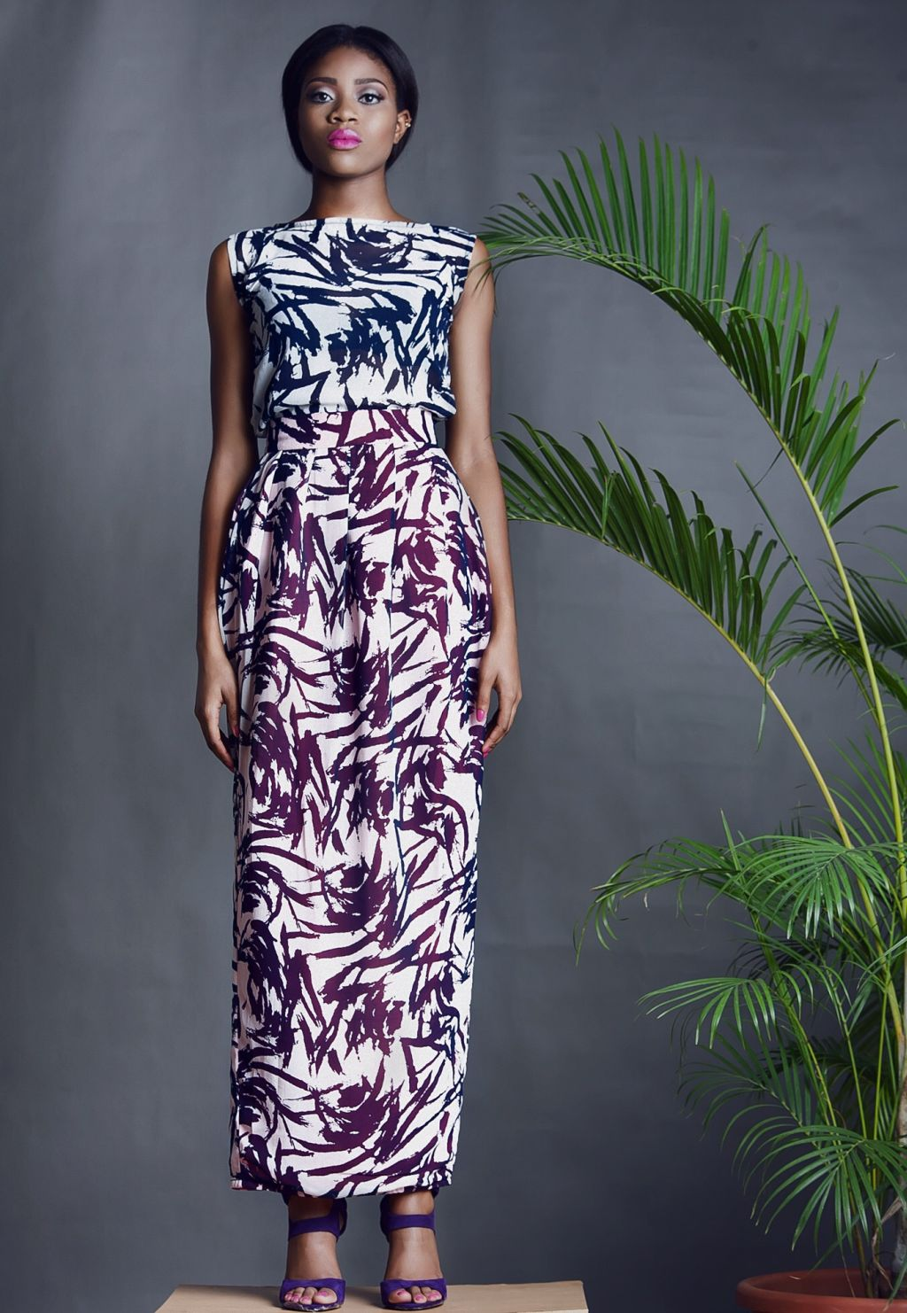 Mohanista What Is Real SS2015 Collection - BellaNaija - May 2015009
