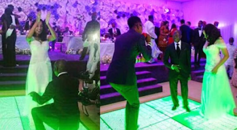 More Photos From Gov Oshiomole Wedding Today 788