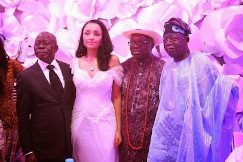 More Photos From Gov Oshiomole Wedding Today 89888