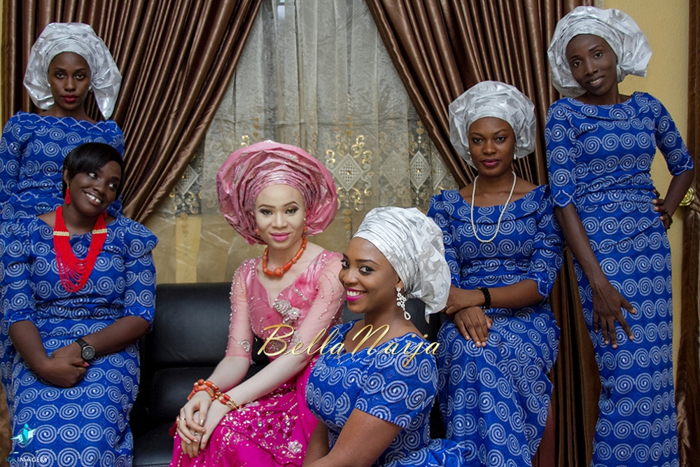 Onome & Lolu - Ice Imagery - Yoruba & Igbo Nigerian Wedding - BellaNaija - April 2015IMG_0410a