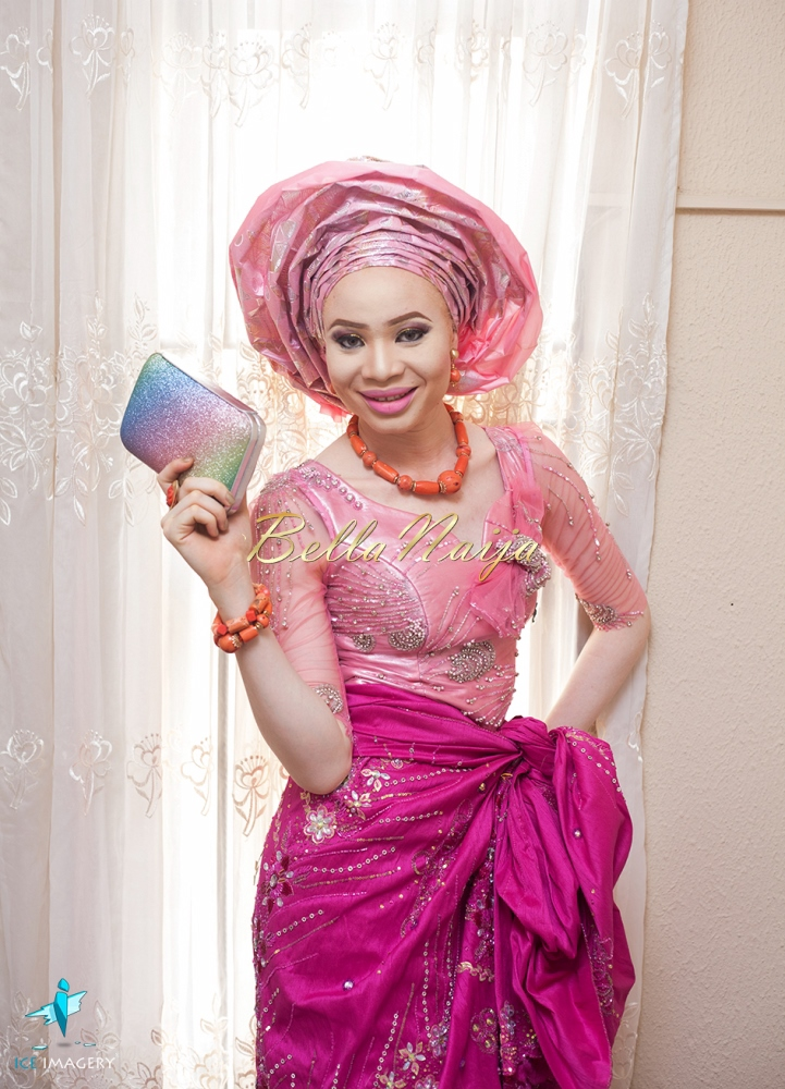 Onome & Lolu - Ice Imagery - Yoruba & Igbo Nigerian Wedding - BellaNaija - April 2015IMG_1501a