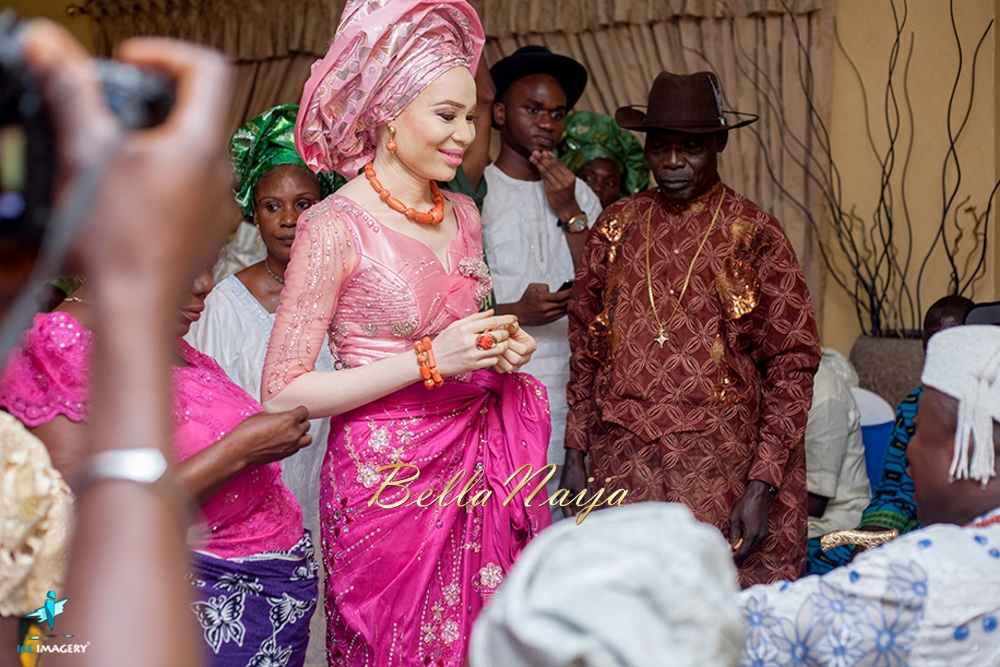 Onome & Lolu - Ice Imagery - Yoruba & Igbo Nigerian Wedding - BellaNaija - April 2015IMG_1604a