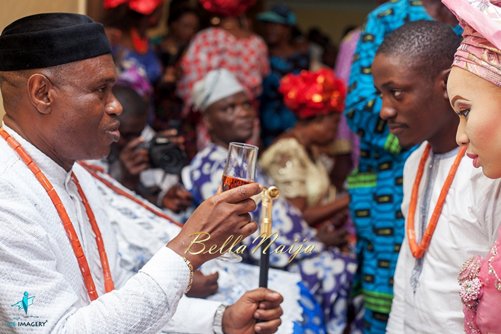 Onome & Lolu - Ice Imagery - Yoruba & Igbo Nigerian Wedding - BellaNaija - April 2015IMG_1634a