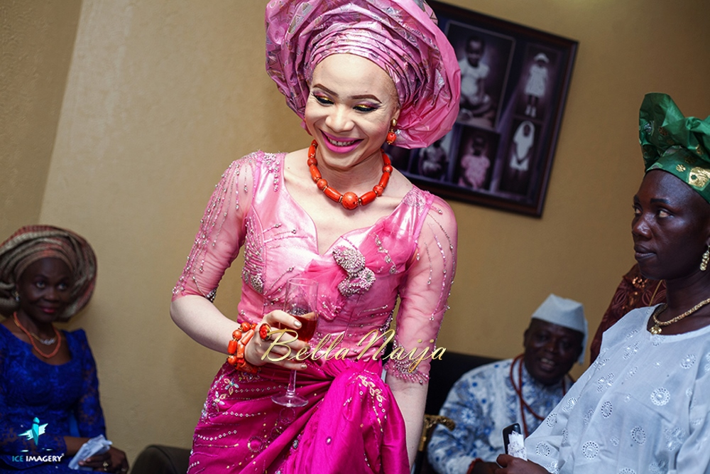 Onome & Lolu - Ice Imagery - Yoruba & Igbo Nigerian Wedding - BellaNaija - April 2015IMG_1639a