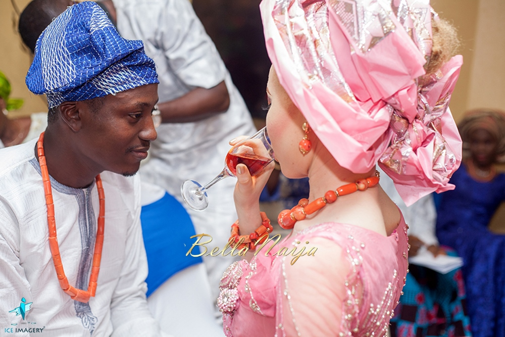 Onome & Lolu - Ice Imagery - Yoruba & Igbo Nigerian Wedding - BellaNaija - April 2015IMG_1645a