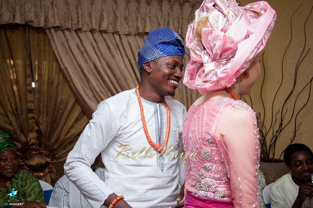 Onome & Lolu - Ice Imagery - Yoruba & Igbo Nigerian Wedding - BellaNaija - April 2015IMG_1678a
