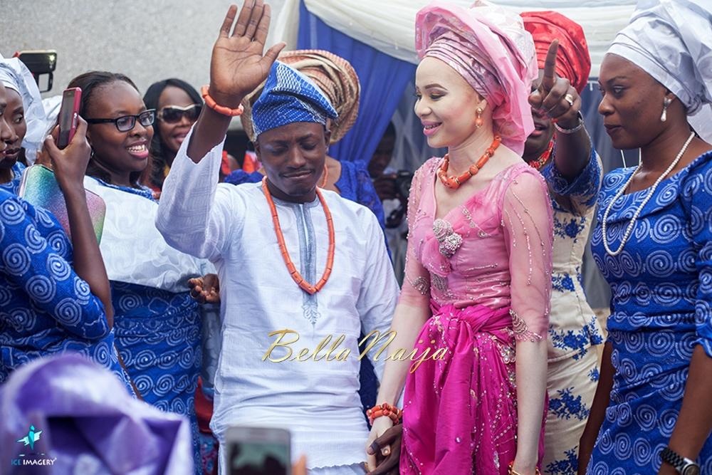 Onome & Lolu - Ice Imagery - Yoruba & Igbo Nigerian Wedding - BellaNaija - April 2015IMG_1724a