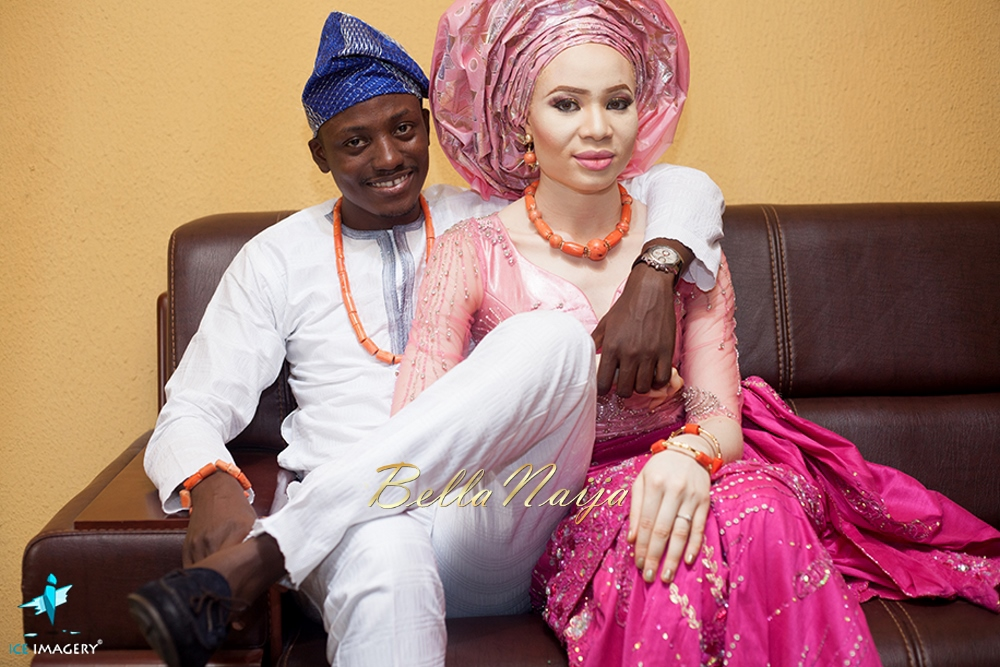 Onome & Lolu - Ice Imagery - Yoruba & Igbo Nigerian Wedding - BellaNaija - April 2015IMG_1773a