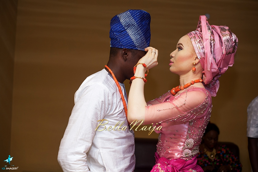 Onome & Lolu - Ice Imagery - Yoruba & Igbo Nigerian Wedding - BellaNaija - April 2015IMG_1780a