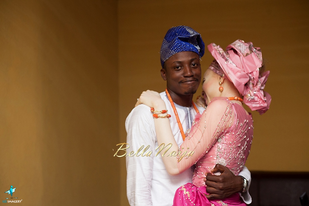 Onome & Lolu - Ice Imagery - Yoruba & Igbo Nigerian Wedding - BellaNaija - April 2015IMG_1784a