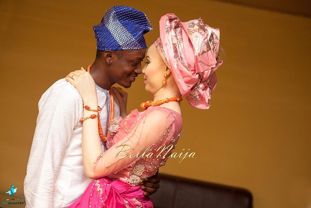 Onome & Lolu - Ice Imagery - Yoruba & Igbo Nigerian Wedding - BellaNaija - April 2015IMG_1804a