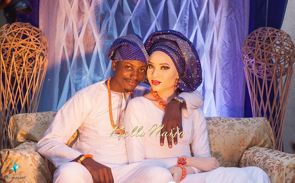 Onome & Lolu - Ice Imagery - Yoruba & Igbo Nigerian Wedding - BellaNaija - April 2015IMG_1881a
